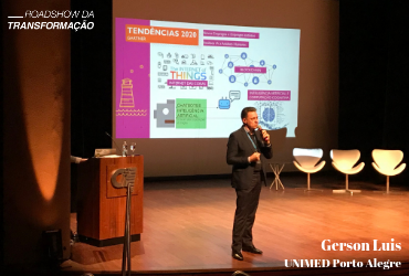 Gerson Luis - Gerente de Marketing da Unimed Porto Alegre
