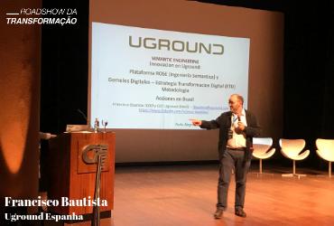 Francisco Bautista - Diretor de Operações da Uground Espanha