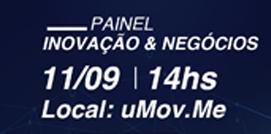 Evento: Painel Inovação & Negócios, Porto Alegre - 11/09/2019