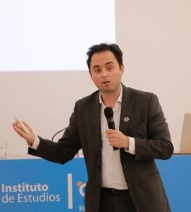 Palestrante: Enrique Lancis, Director of Innovation and tourism intelligence - Globalit