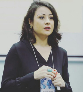 Palestrante: Fabiane Teles, Especialista em Cidades Inteligentes - Especialista em Cidades Inteligentes