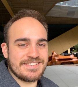 Palestrante: Raphael Fassoni, Fundador do Estonia Hub - Estônia Hub